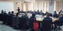 BARTIN ÜNİVERSİTESİ - Katı Atık Bertaraf Tesisi İçin Toplantı Düzenlendi