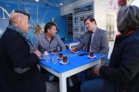YERLİ TURİST - Kaymakam'dan Bodrum Tanıtım Tırına Destek