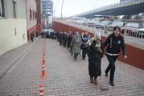 İL SAĞLıK MÜDÜRLÜĞÜ - Kayseri'de FETÖ/PDY Operasyonunda Gözaltına Alınan 24 Kişi Adliyeye Sevk Edildi