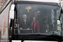 ÖZLEM ÇERÇIOĞLU - Kılıçdaroğlu'ndan Anayasa Değişikliği Teklifine 'Frensiz Otobüs' Benzetmesi