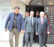 ÖZLEM ÇERÇIOĞLU - Kılıçdaroğlu'ndan Şehit Eker'in Ailesine Ziyaret