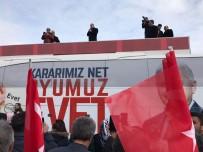 TEMEL KARAMOLLAOĞLU - 'Kılıçdaroğlu'nun Yanında HDP, Arkasında PKK, Onun Yanında FETÖ Var'