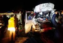 ZİNCİRLEME KAZA - Kütahya'da zincirleme kaza