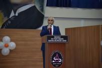 MUSTAFA TURAN - Lise Öğrencileri, Yazar Mustafa Turan İle Buluştu
