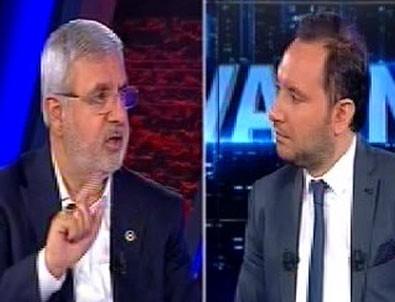 Mehmet Metiner'den Baykal'a: Edepli ol diline ayar ver