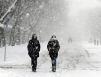 HAVA SICAKLIĞI - Meteoroloji'den peş peşe uyarılar