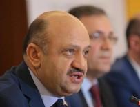 Milli Savunma Bakanı Işık: 6 bin 511 kişi TSK'dan çıkarıldı