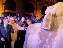 HIYEROGLIF - Mısır'da bulunmuştu! Flaş iddia!