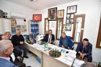 CAMİİ - Muratpaşa Belediyesi Şehitlerin Anısına Helva Dağıttı