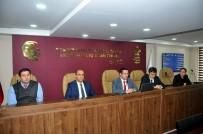 DıŞ TICARET AÇıĞı - Nazilli'de İmalat Sanayisinin Sorunları Masaya Yatırıldı