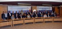 İSTİŞARE TOPLANTISI - Oda Başkanları Antalya'da Buluştu