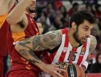 EUROLEAGUE - Olympiakos'a ikinci Türk darbesi