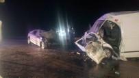 Osmaniye'de Trafik Kazası Açıklaması 4 Yaralı