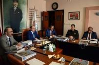 AMIR ÇIÇEK - Referandum Güvenlik Toplantısı