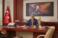 ÖLÜMSÜZ - Rektör Tamer Yılmaz'ın 18 Mart Çanakkale Zaferi Kutlaması
