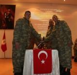 SEZGIN ÜÇÜNCÜ - Sivas'ta 23 Sözleşmeli Er Yemin Etti