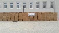 Sivas'ta 6.5 Ton Kaçak Tütün Ele Geçirildi