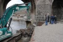 ÇAY BAHÇESİ - Tarihi Ongözlü Köprü'nün Kapatılan Gözleri Açılıyor