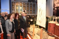 MERINOS - Tekstil Müzesi'nde Dokuma Ve Gravür Sergisi