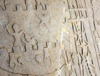 MEZOPOTAMYA - Tesadüfen bulunan kabartma 4 bin yıllık çıktı