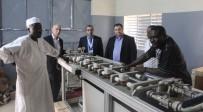SU SAYACı - TİKA'dan Çad Su Kurumuna Teknik İnceleme Gezisi