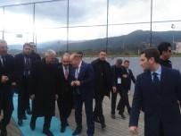 FARUK ÖZLÜ - TSO Başkanı Özcan, Başbakan Ve Sanayi Bakanından OSB İçin Destek İstedi