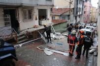 HAMIDIYE - Tüp Bomba Gibi Patladı Açıklaması 1 Yaralı