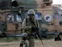 Türk askeri Afrika'da