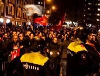 SINIRDIŞI - Türklerin Rotterdam mitingi iptal edildi