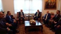 YOLCU TAŞIMACILIĞI - Tüsekon'dan Milletvekili Ilıcalı'ya Teşekkür Ziyareti