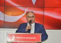 SUAT DERVIŞOĞLU - Ümraniye Belediye Başkanı Hasan Can Şehit Ve Gazi Ailelerini Ağırladı