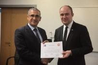 İSMAİL HAKKI ERTAŞ - Uygulama Proje Döngüsü Yönetimi Eğitimi Alanlara Sertifikaları Verildi