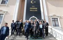 SEYFETTIN AZIZOĞLU - Vali Azizoğlu, 'Erzurum 2026 Kış Olimpiyatlarına Talip'
