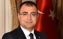 MUSTAFA TOPRAK - Vali Mustafa Toprak''dan 18 Çanakkale Zaferi Kutlaması