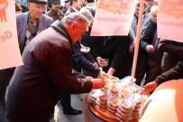 VERGİ DAİRESİ - Vergi Dairesinden Vatandaşa Lokma İkramı