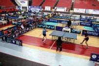 BATMAN BELEDIYESI - Yıldızlar Türkiye Masa Tenisi Şampiyonası Devam Ediyor