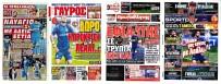OLYMPIAKOS - Yunan Basını Açıklaması 'Sirtaki'yi Türkler Yaptı'