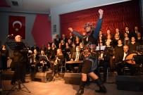 BEDENSEL ENGELLILER - Yunusemre TSM Korosundan Duygulandıran Konser