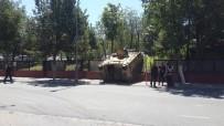 TERÖR EYLEMİ - ZPT İle 2. Orduya Girmeye Çalışan Tabur Komutanından Şaşırtan Savunma