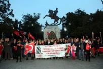 İSTİKLAL CADDESİ - 18 Mart Çanakkale Zaferi Fener Alayı Yürüyüşü