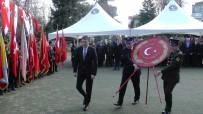 YASIN ÖZTÜRK - 18 Mart Çanakkale Zaferinin 102. Yıldönümü Akçakoca'da Anıldı