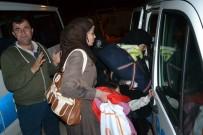 WHATSAPP - 3'Ü Çocuk 28 Göçmen KKTC Yolunda Denizde Yakalandı