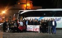 AK Gençlik Çanakkale Yolunda