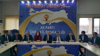 AK Parti'den İstişare Toplantısı