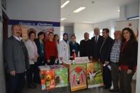 ORGAN BAĞıŞı - Aliağa'da 'Organ Bağışınla Hayat Senin Ellerinde' Konferansı