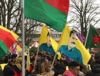 FAŞIST - Almanya'da Nevruz bahanesiyle terör propagandası