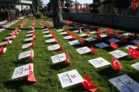 MUSTAFA KÖSE - Antalya'da Çanakkale Şehitleri Anıldı