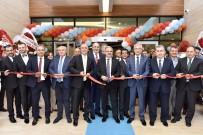 AÇILIŞ TÖRENİ - Antalya OSB Otel Ve Sosyal Tesisleri Açıldı