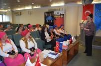 KREŞ DESTEĞİ - 'Avrupa Birliği Yolu'nda Kadınlar Haklarını Öğreniyor'