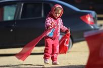 Ayvacık'ta Başbakan'ın Mitingi Öncesi 3.8 Şiddetinde Deprem